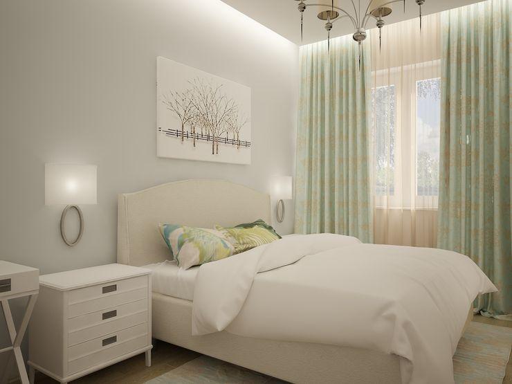 Мастерская дизайна ЭГО Eklektik Yatak Odası