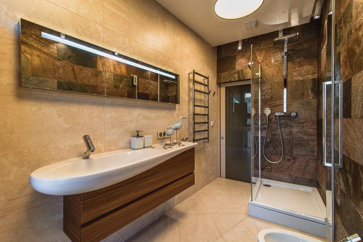 INCUBE Алексея Щербачёва Modern Bathroom