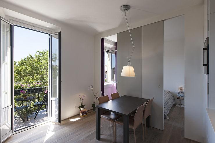 Tommaso Giunchi Architect Modern living room