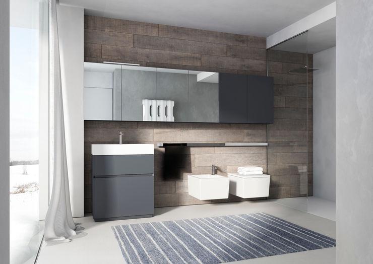 CUBIC Bathroom ALM Design BathroomSinks