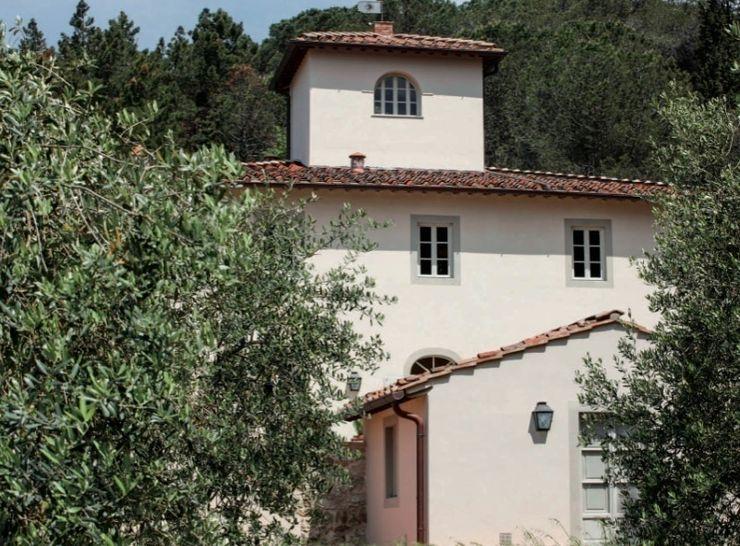 Casa Nuova Studio Mazzei Architetti Casa rurale