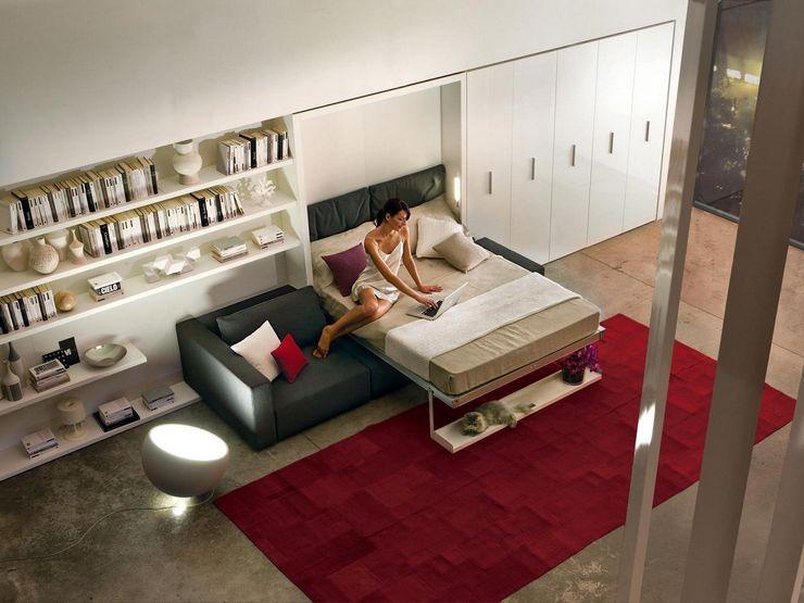 Mobiliario Xikara Phòng khách phong cách tối giản