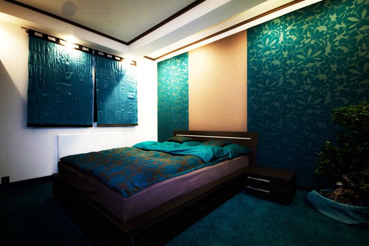 Bednarski - Usługi Ogólnobudowlane Modern style bedroom
