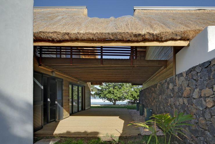 CONDOMINIUM T&T architecture Maisons tropicales