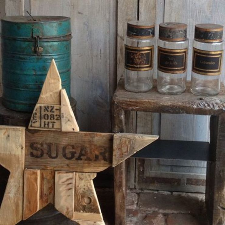 Reclamation Sugden and Daughters Living roomSide tables & trays