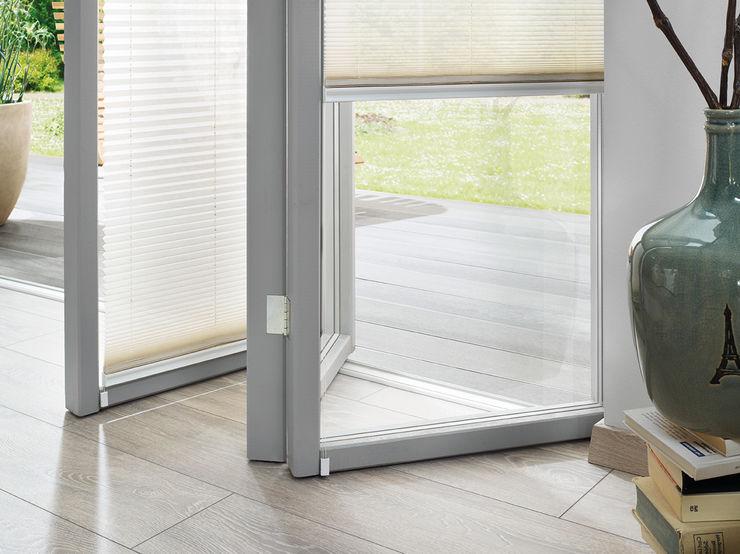 SMART Plissee von erfal homify Fenster & TürFensterdekoration