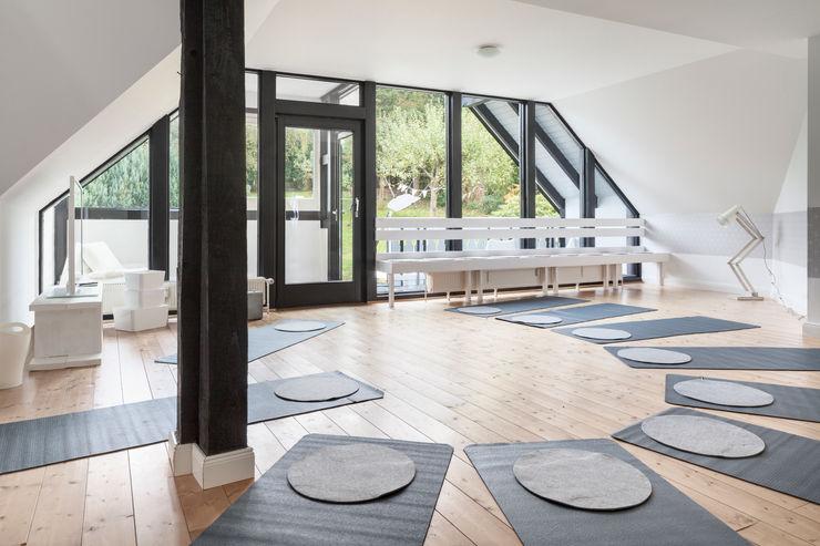 Raum für Yoga, Workshops, Seminare, Gruppenarbeit Bleibe Moderne Hotels