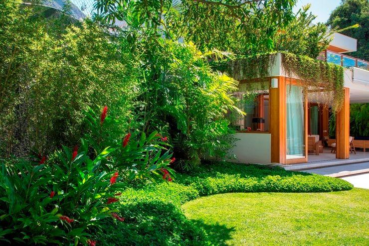 Landscape Paisagismo Tropical style gardens