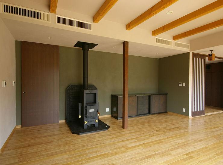 一級建築士事務所アールタイプ Salas de estar modernas
