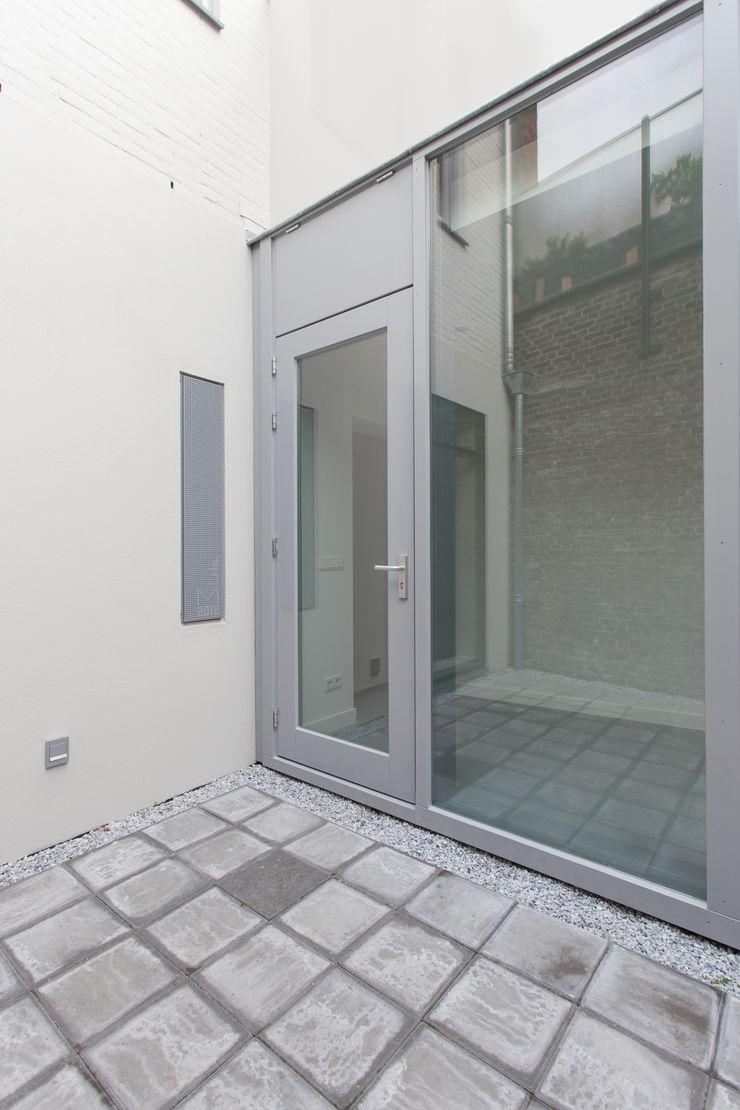 architectenbureau Huib Koman (abHK) Giardino moderno