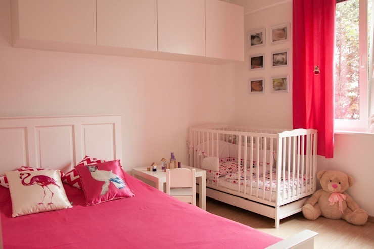 A&A Studio Wnętrz Dormitorios infantiles de estilo moderno