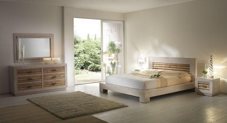 Negozio del Giunco Спальная комната Кровати и изголовья