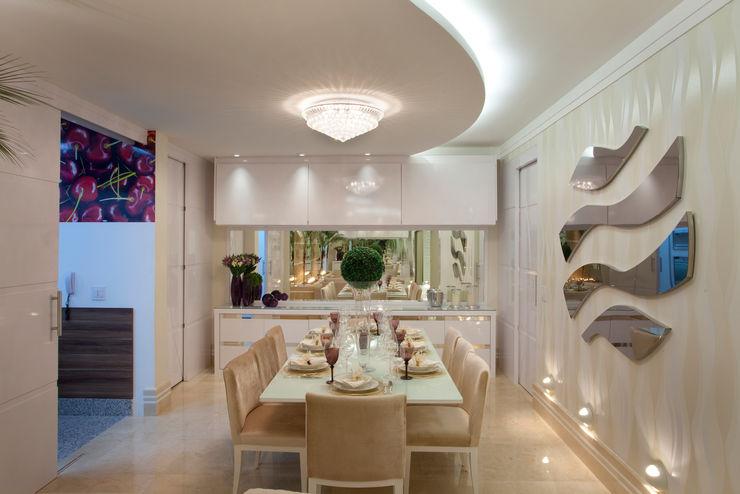 Designer de Interiores e Paisagista Iara Kílaris 餐廳