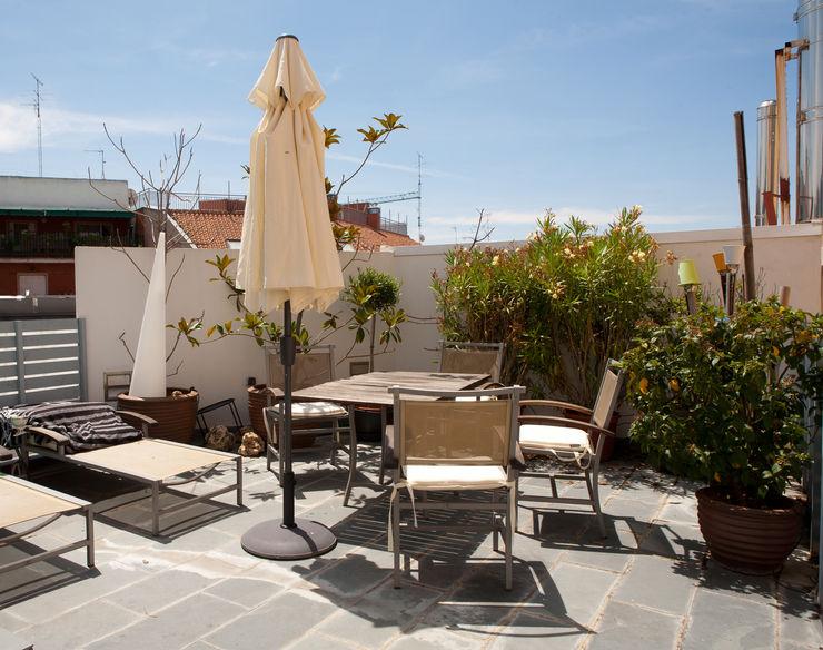 Beriot, Bernardini arquitectos Modern Terrace