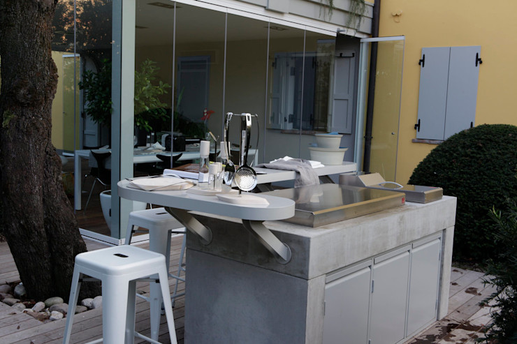Odue Modena - Concept Store KitchenBench tops