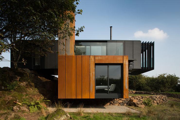 Grillagh Water Patrick Bradley Architects Nowoczesne domy