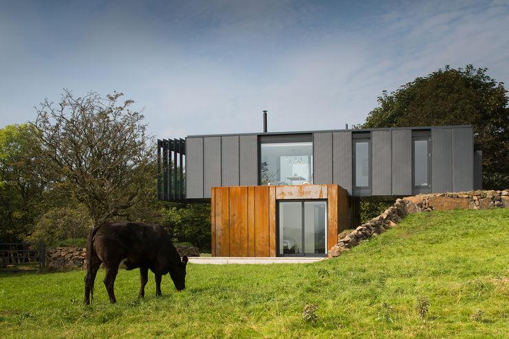 Grillagh Water Patrick Bradley Architects 現代房屋設計點子、靈感 & 圖片