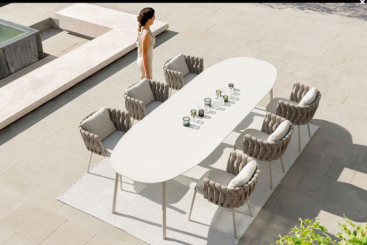 Mobiliario de jardines y exteriores Muebles caparros JardínMobiliario
