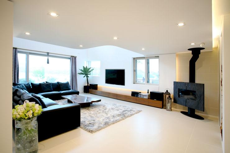 HBA-rchitects Living room