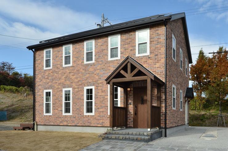 株式会社 盛匠 Eclectic style houses