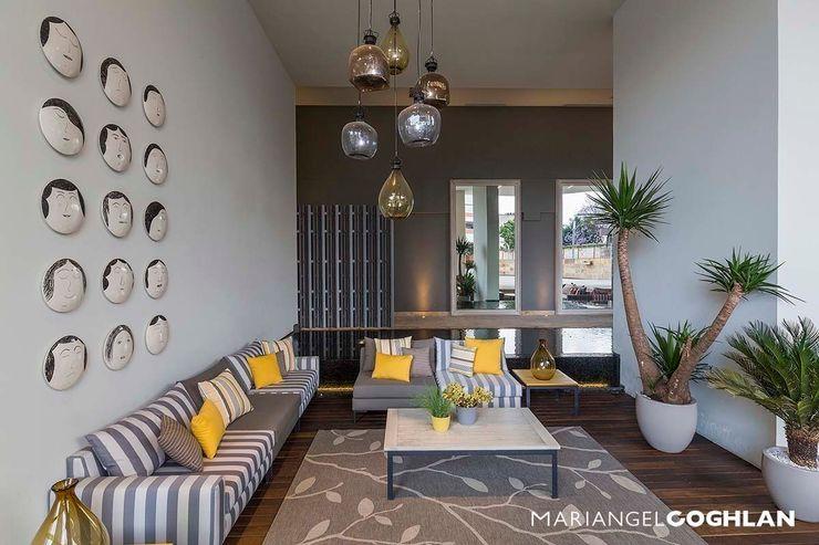 Hares Select MARIANGEL COGHLAN Salones modernos