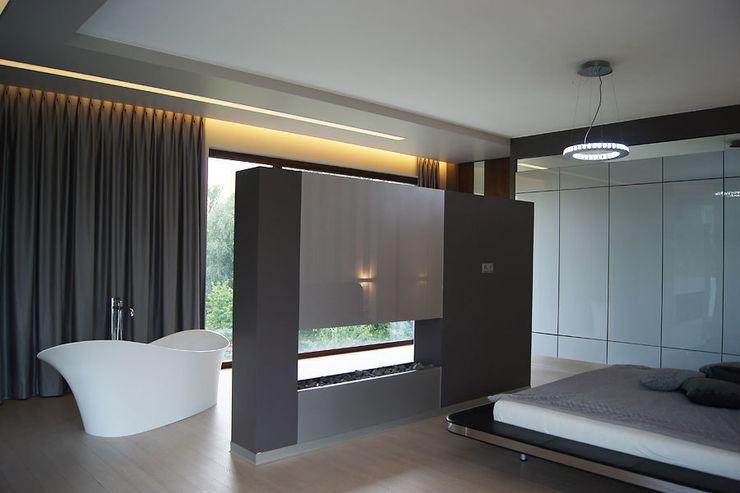 STRUKTURA Łukasz Lewandowski Dormitorios modernos