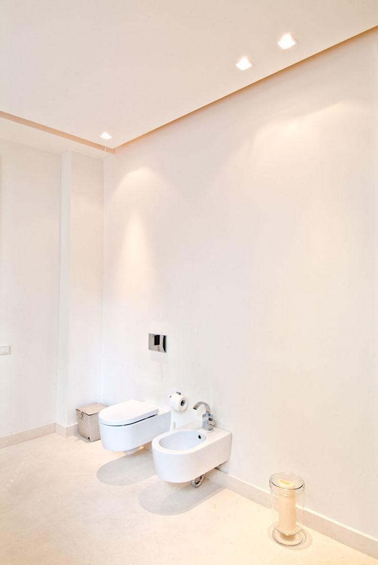 150 m, Śródmieście, Wwa dziurdziaprojekt Nowoczesna łazienka