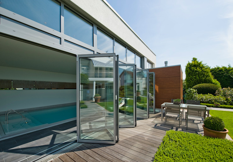 Leichtigkeit durch elegantes Design Solarlux GmbH Fenster & TürFenster