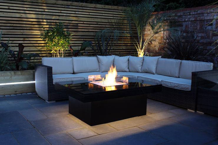 Madrid Gas Fire Table - Warrington Rivelin GartenFeuerplätze und Grill
