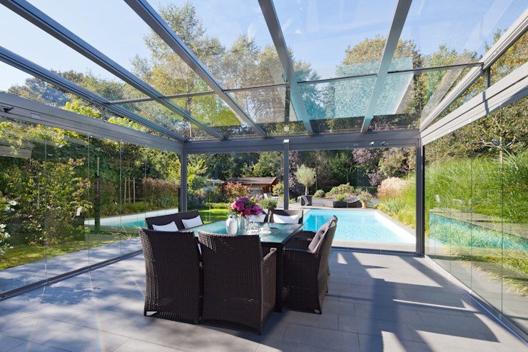 Solarlux GmbH Balconies, verandas & terracesAccessories & decoration