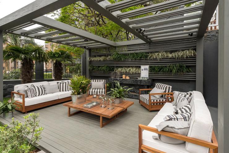 Plena Madeiras Nobres Moderner Garten