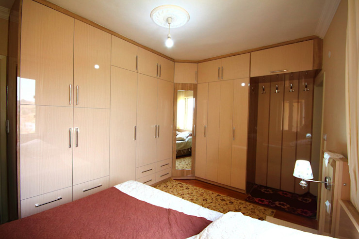 Akdeniz Dekorasyon Modern Bedroom