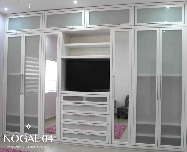 Closet para Recámara de Niñas homify Closets de estilo moderno