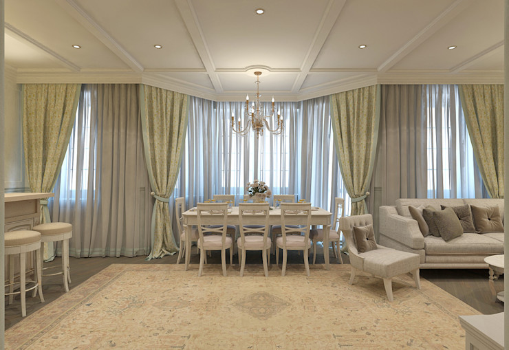 Aledoconcept Classic style dining room