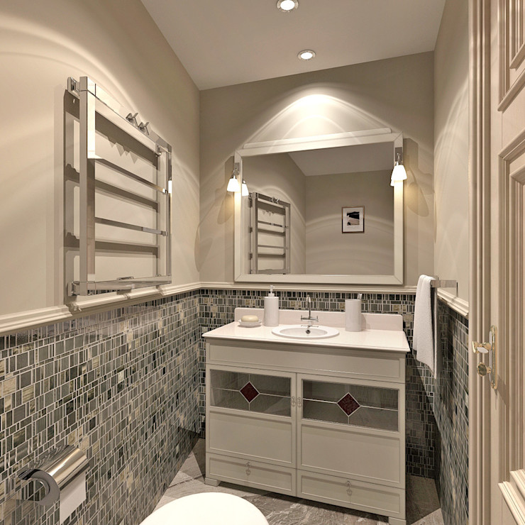 Aledoconcept Classic style bathroom