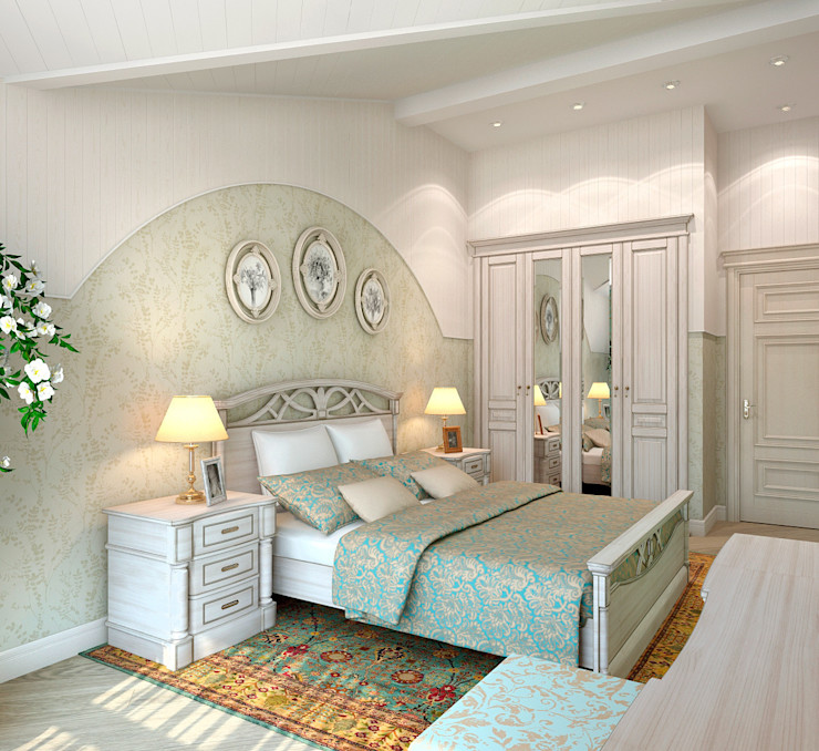 Aledoconcept Classic style bedroom