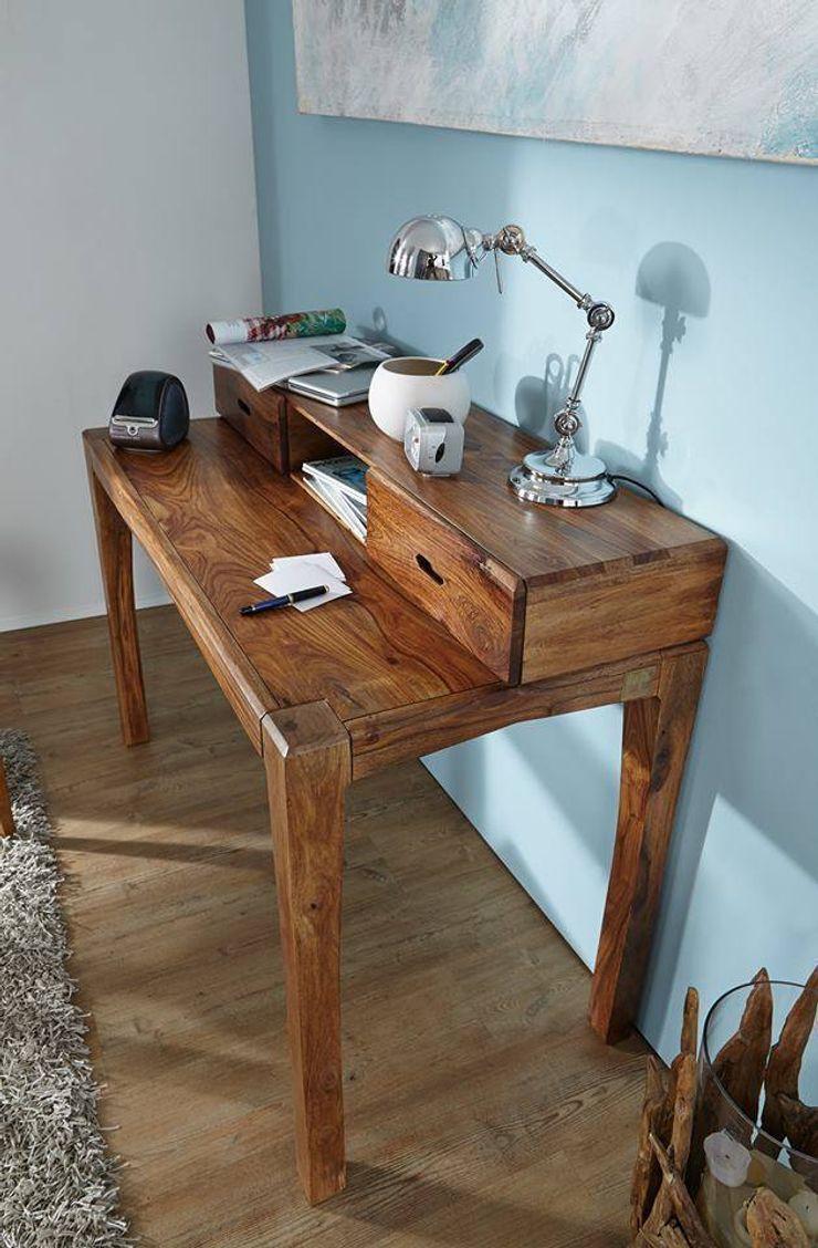 Schreibtisch Ancona marcuswolffdesign ArbeitszimmerSchreibtische