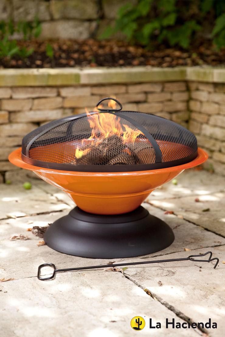 Moda - orange La Hacienda Garden Fire pits & barbecues