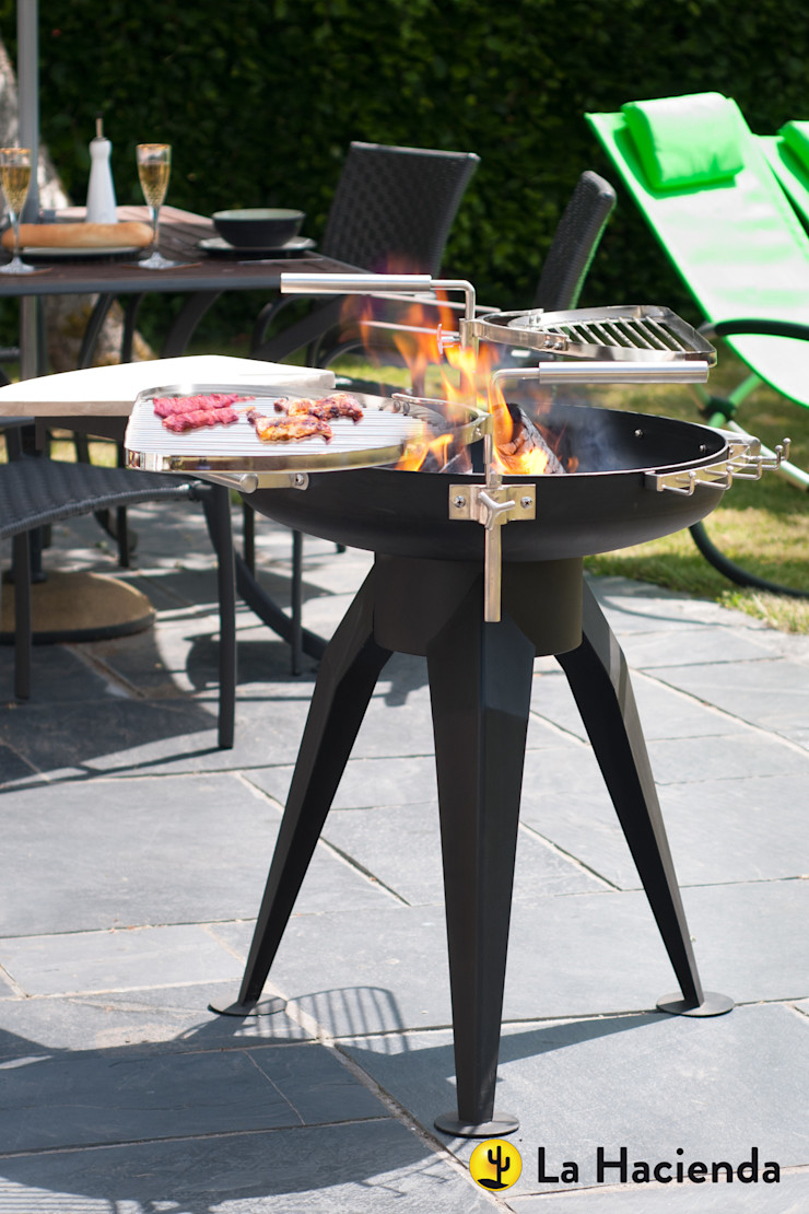 Cordoba La Hacienda Garden Fire pits & barbecues