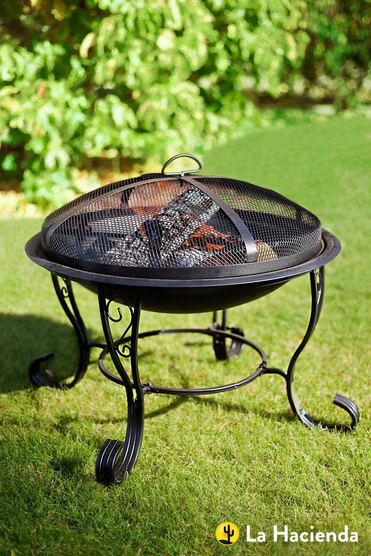 Denver La Hacienda Garden Fire pits & barbecues