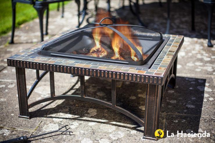 Rimini La Hacienda Garden Fire pits & barbecues
