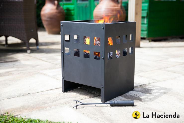Novo La Hacienda Garden Fire pits & barbecues