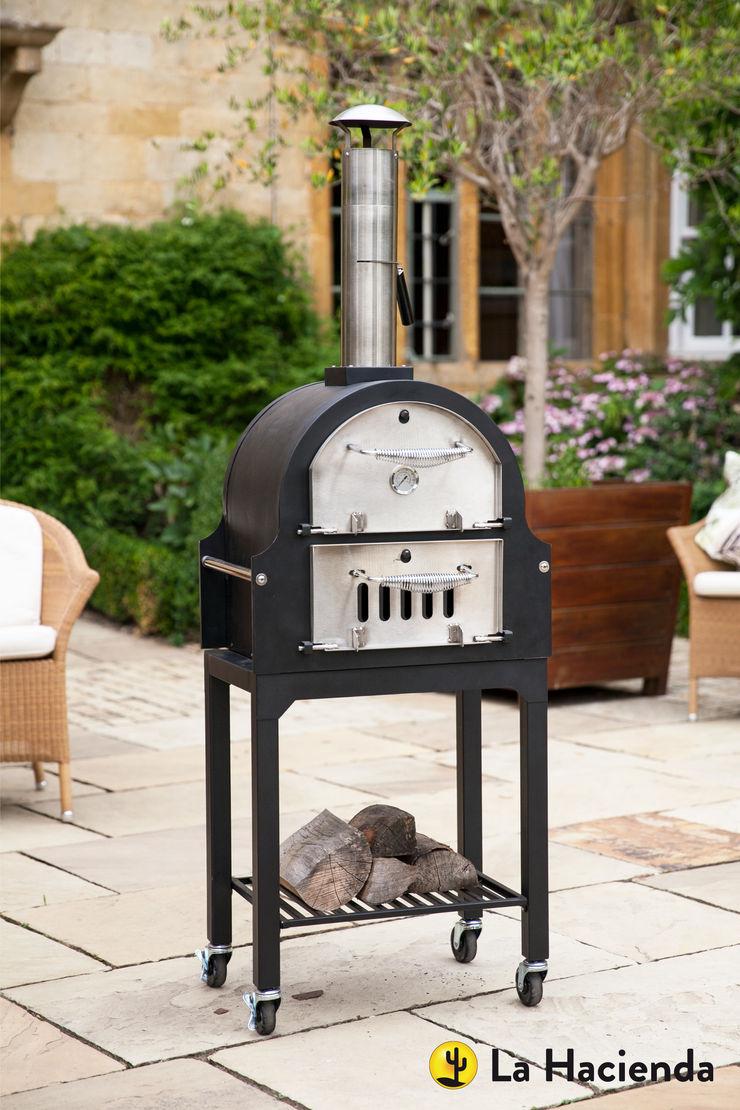 San Carlos wood fired oven La Hacienda Garden Fire pits & barbecues