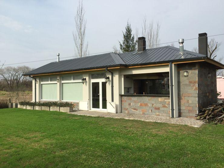 Family Houses Modern Houses