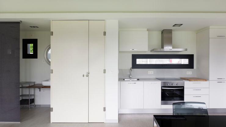 Nan Arquitectos Кухня в стиле минимализм