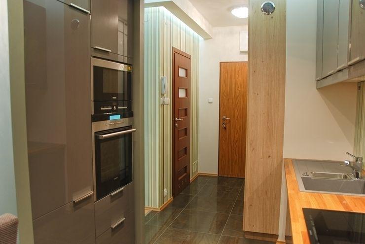 YNOX Architektura Wnętrz Кухня