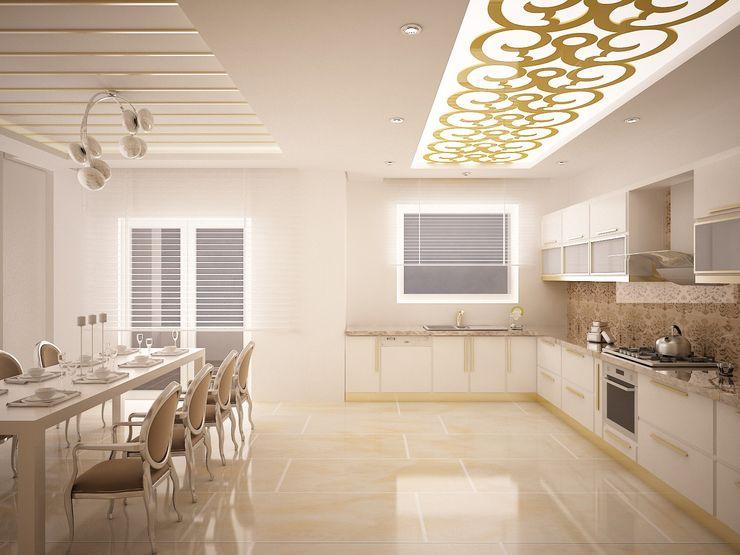 Sinar İç mimarlık Classic style kitchen