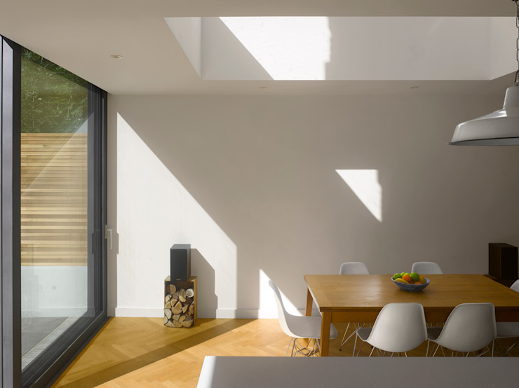 Redston Road Andrew Mulroy Architects Modern dining room