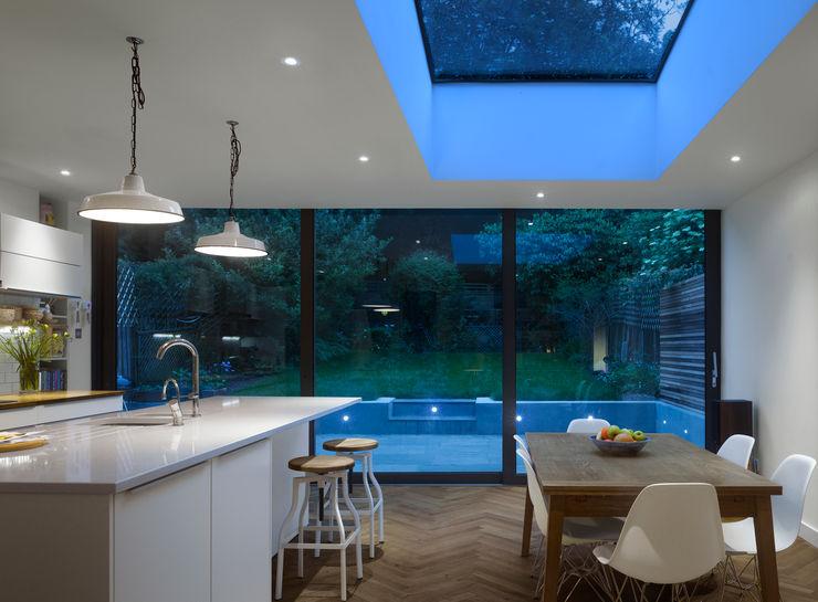 Redston Road Andrew Mulroy Architects Modern kitchen