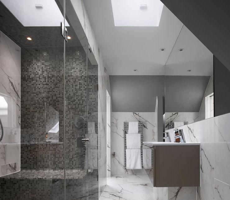 Creighton Avenue Andrew Mulroy Architects Modern bathroom